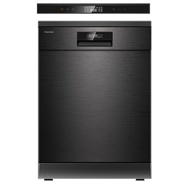 14 Place Setting,  Free Standing Dishwasher, with 70°C Hot Water Wash