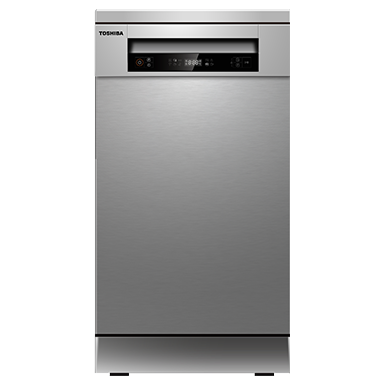 10 Place Setting,  Free Standing Dishwasher, with Anti Bacterial Filter