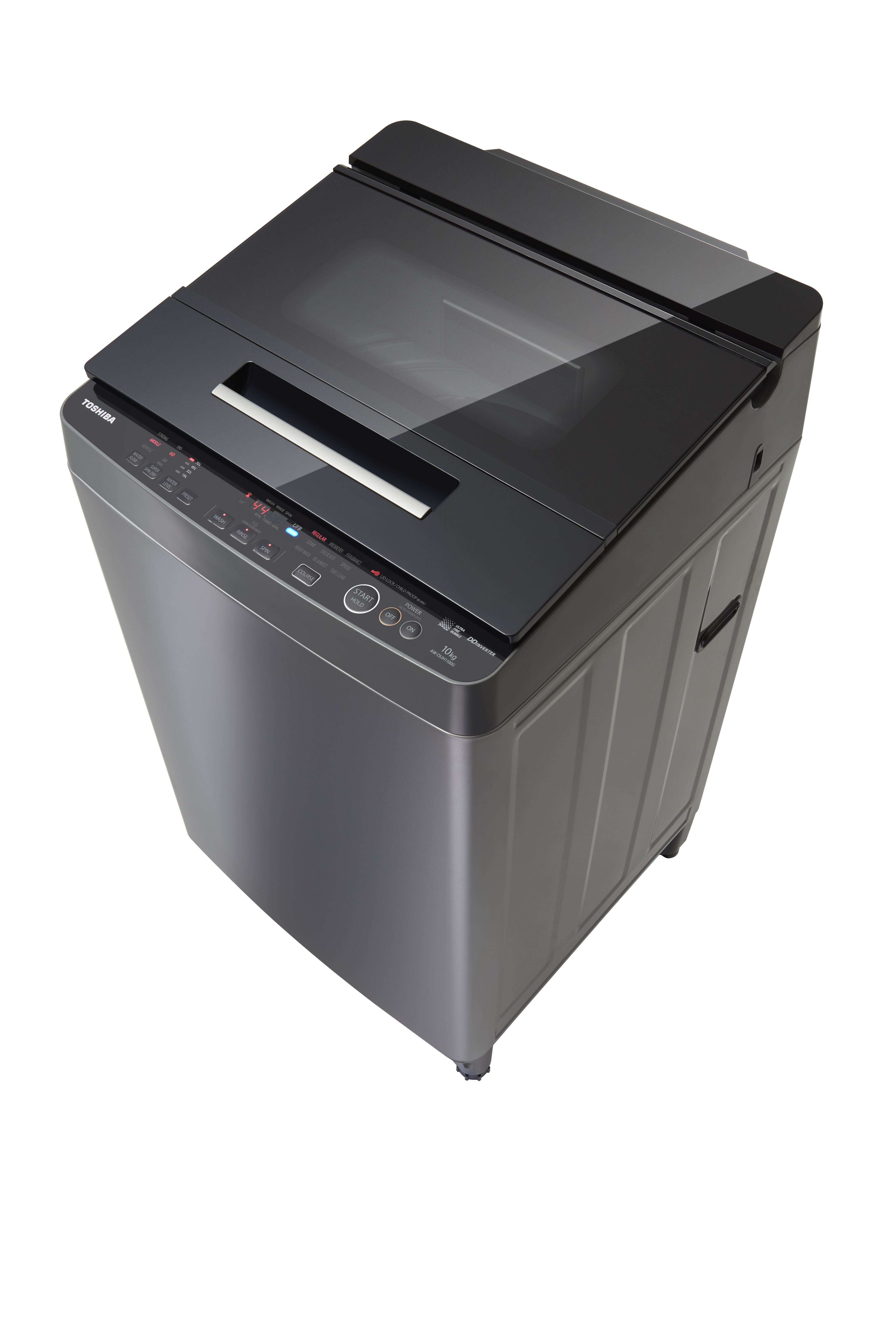 10 KG, Top Load Washer with DD Inverter