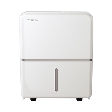 Toshiba 20 Pint Dehumidifier with Continuous Operation Function-ENERGY STAR®