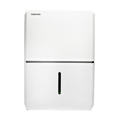 Toshiba 50 Pint Dehumidifier with Continuous Operation