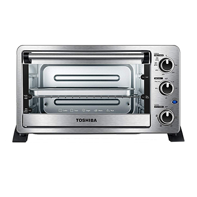 25L 6-Slice Convection Toaster Oven
