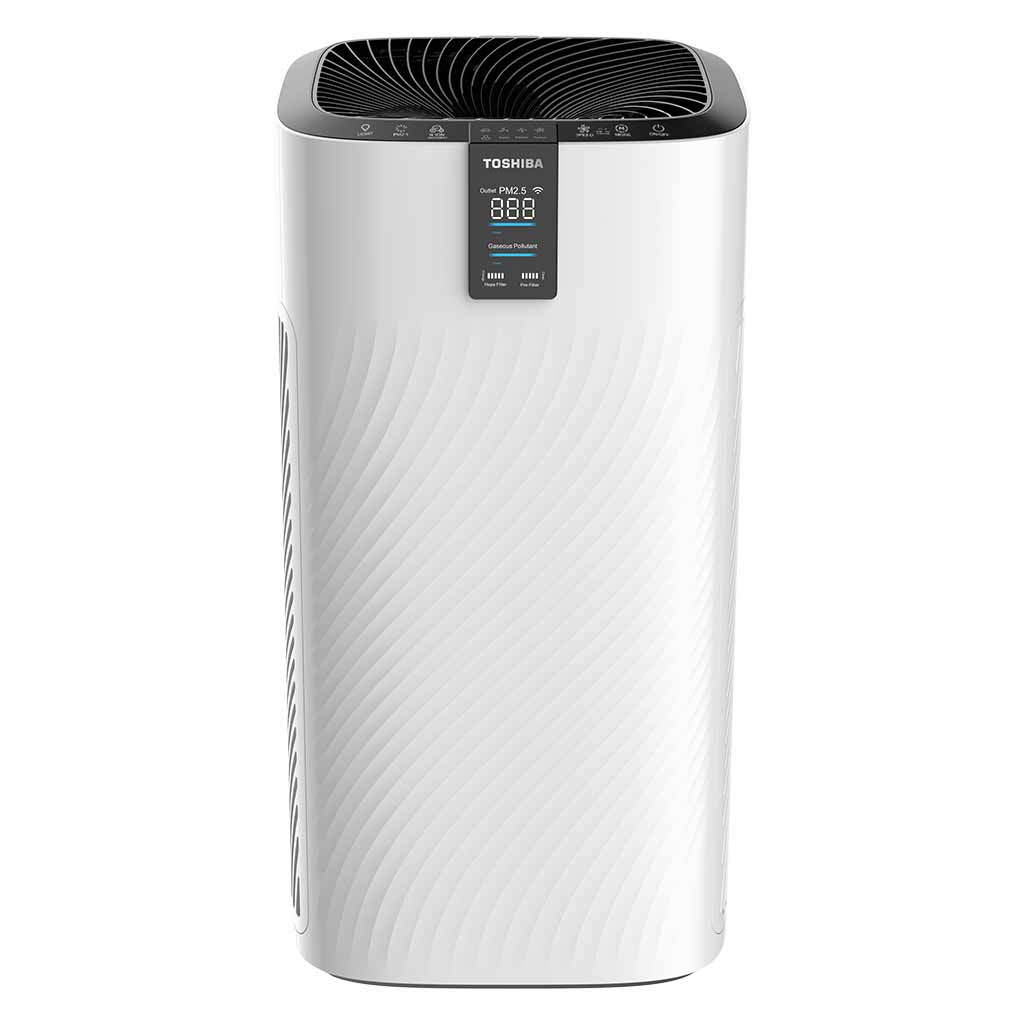 Air Purifier, CADR 700 m3/h, Room 900 sq ft , PM 2.5 display, Double filter set
