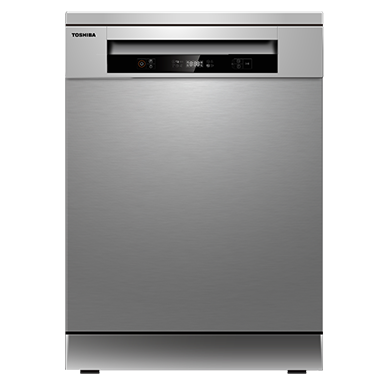 14 Place Setting,  Free Standing Dishwasher, with Dual Wash Zone