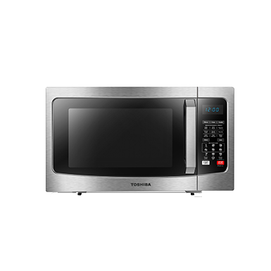 Enjoy an even and balanced heating distribution to cook your dishes to perfection with the Toshiba Convection Microwave Oven.