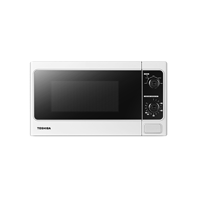 The Toshiba Grill Microwave Oven enables you to easily grill your food like a professional without compromising any of the taste.