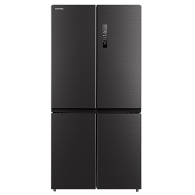 Toshiba Refrigerators powered with the 3 System is installed with three specially designed, independent compartments, which enable the proper storage of groceries and prevents cross - contamination