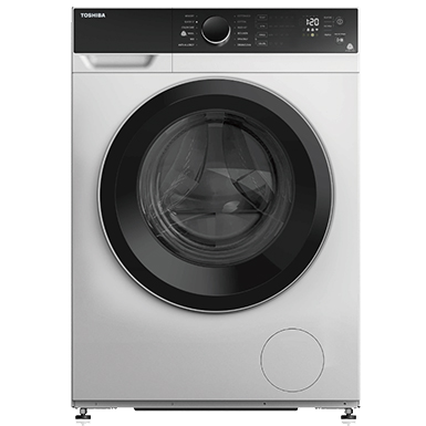 9 KG, Front Load Washing Machine with CycloneMix