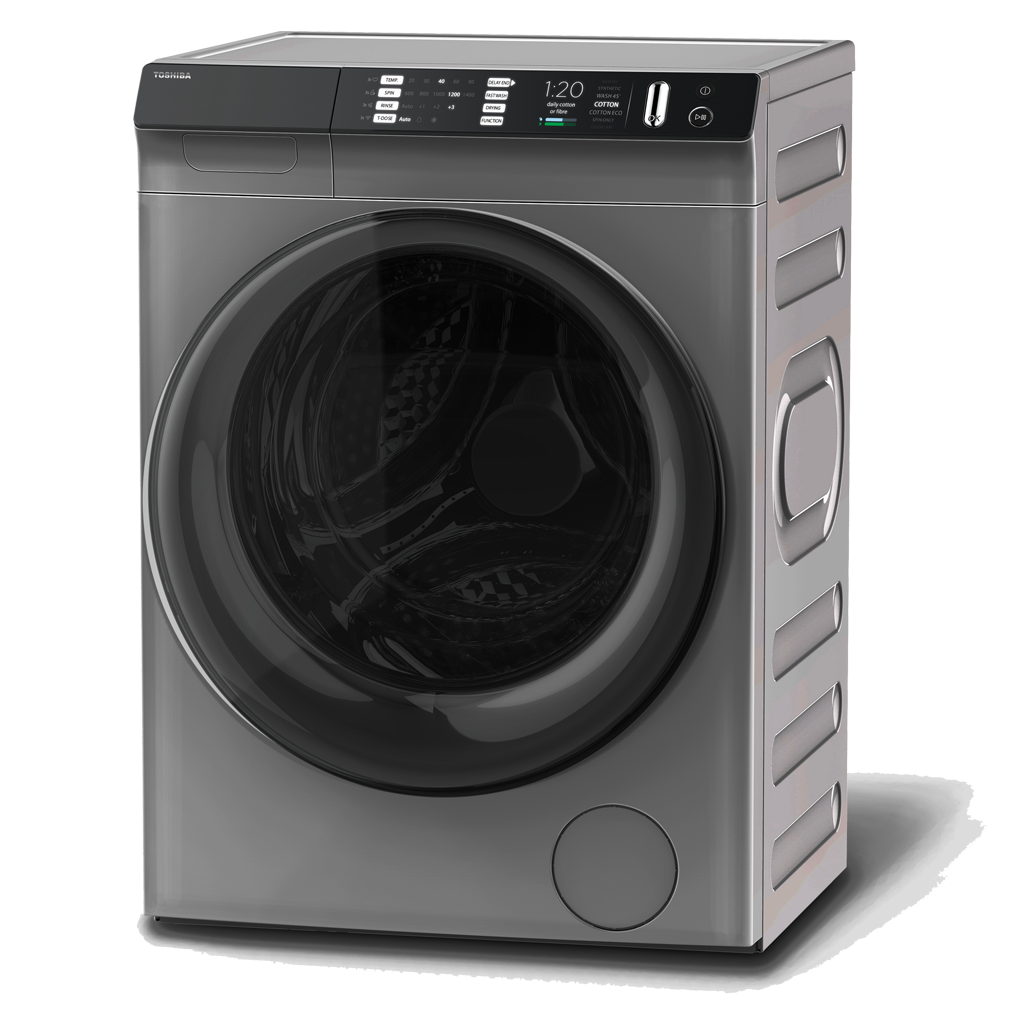 FRONT LOAD WASHER AND DRYER COMBO WASHING MACHINE