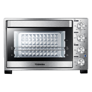 8 Slice Multi-Functional Toaster Oven